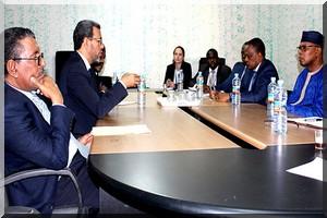 La crise politique en mauritanie l onu s en m le mauriweb for Chambre de commerce mauritanie