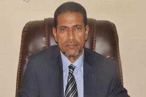 Dr. Mohamed Nedhirou Ould Hamed.