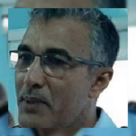 Lieutenant de Vaisseau, Mohamedou Abderrahmane, cdt GCM