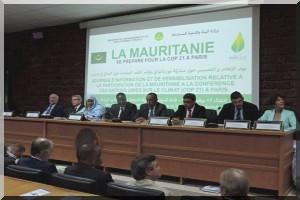 Environnement la mauritanie se pr pare la cop21 de for Chambre de commerce mauritanie